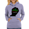 The mind is everything Womens Hoodie