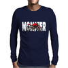 The Monster Mens Long Sleeve T-Shirt