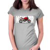 The Monster Womens Fitted T-Shirt