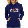 The Monster Womens Hoodie