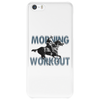 The Morning Workout - Thoroughbred Horse Racing Phone Case