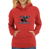 The Morning Workout - Thoroughbred Horse Racing Womens Hoodie