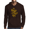 The Muggle Struggle Is Real Mens Hoodie