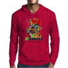 The Muppets Cartoon Ideal Birthday Present or Gift Mens Hoodie