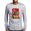 The Muppets Cartoon Ideal Birthday Present or Gift Mens Long Sleeve T-Shirt