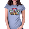 The Muppets Dr Teeth, Ideal Birthday Gift Or Present Womens Fitted T-Shirt