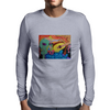 The Musician's Room Mens Long Sleeve T-Shirt