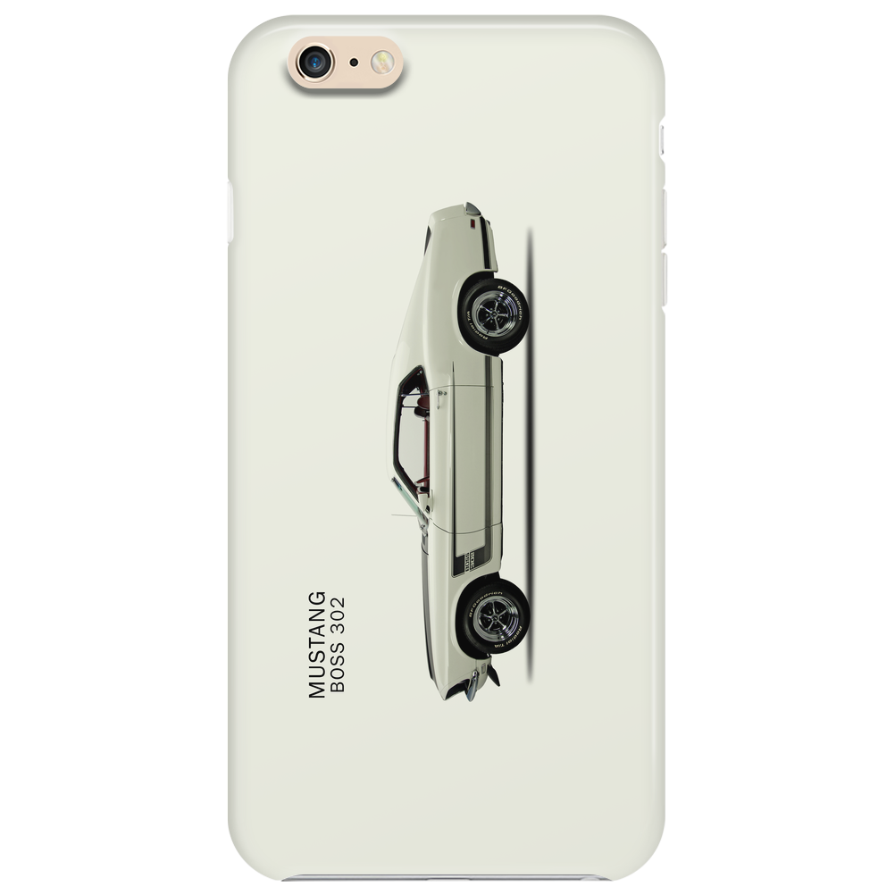 The Mustang Boss 302 Phone Case