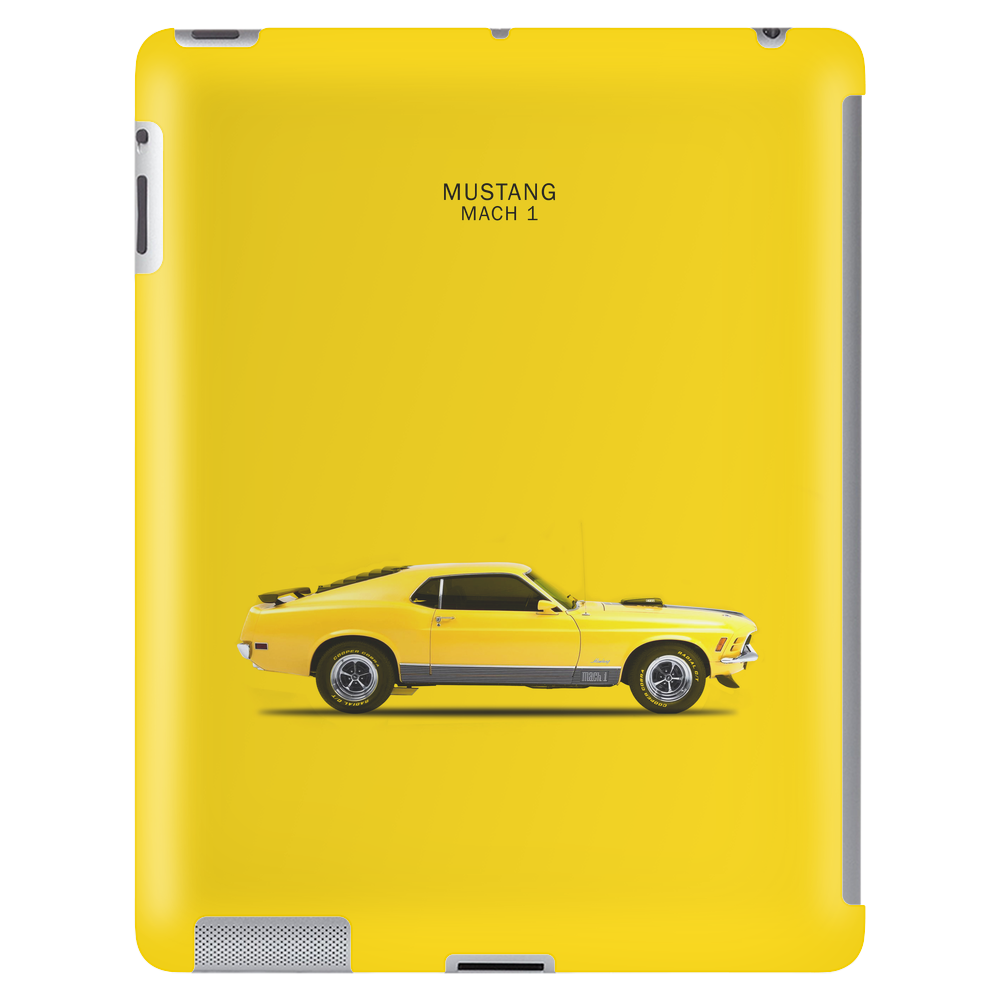 The Mustang Mach 1 Tablet (vertical)