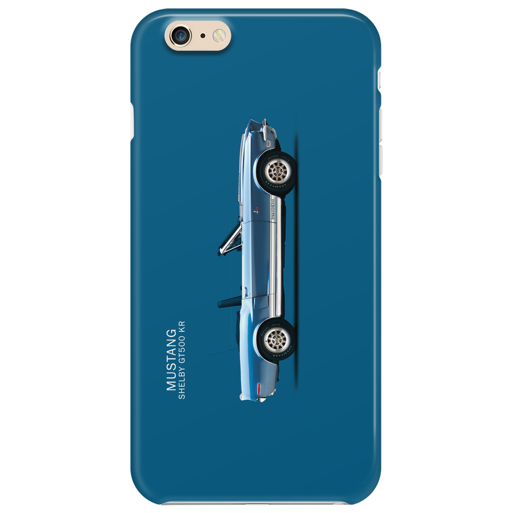 The Mustang Shelby GT500 KR Phone Case