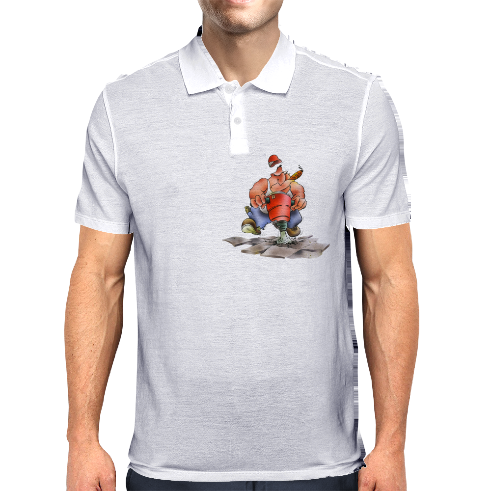 The Navvy Mens Polo