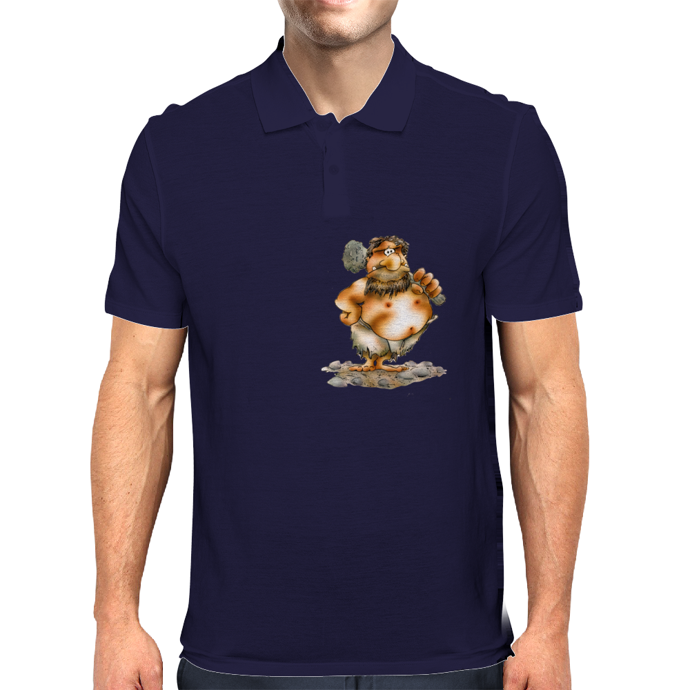 The Neanderthals Mens Polo