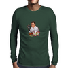 The Nerd Has Spoken! Mens Long Sleeve T-Shirt