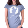 The Ninja Womens Fitted T-Shirt