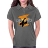 The ninja! Womens Polo