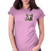 The normal working day Womens Fitted T-Shirt