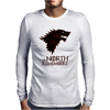 The North Remembers #2 Mens Long Sleeve T-Shirt