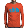 The North Wall Mens Long Sleeve T-Shirt
