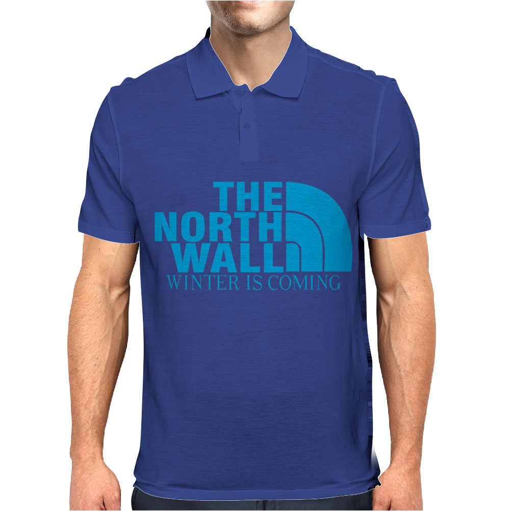 The North Wall Mens Polo