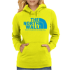 The North Wall Womens Hoodie