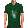 The Ocean Squid Battle Mens Polo