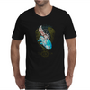 The Ocean Squid Battle Mens T-Shirt