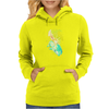 The Ocean Squid Battle Womens Hoodie