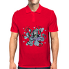 The Octopus Mens Polo