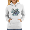 The Octopus Womens Hoodie