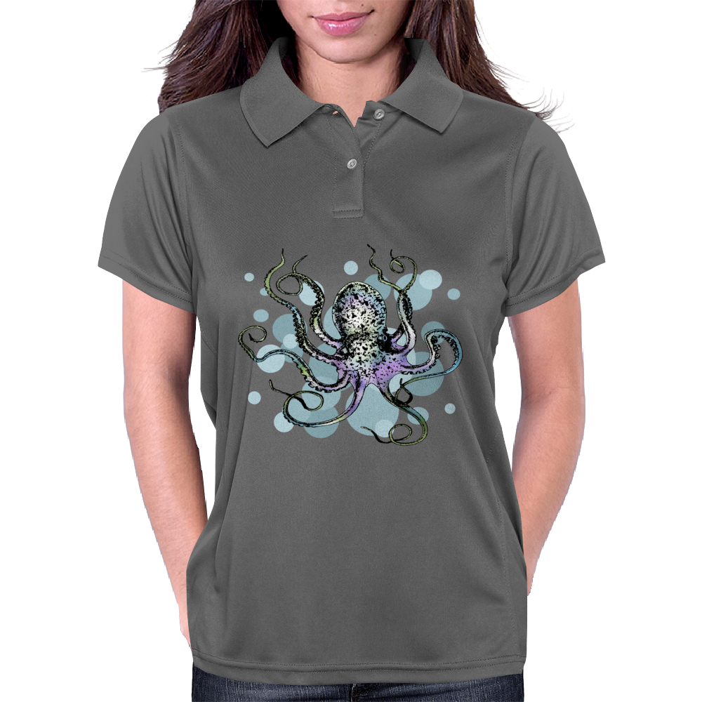 The Octopus Womens Polo