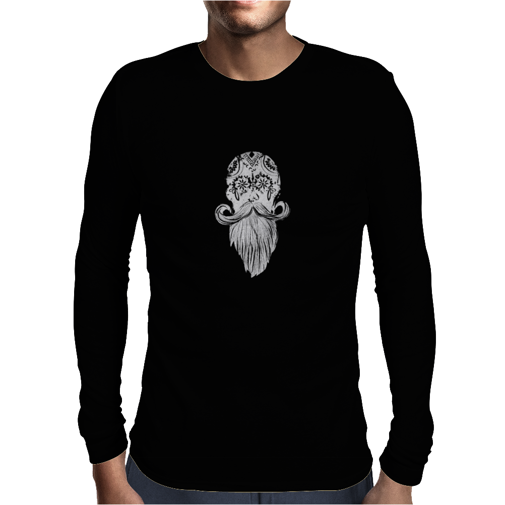 The older Mens Long Sleeve T-Shirt