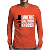 The one Mens Long Sleeve T-Shirt