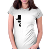 The one Womens Fitted T-Shirt