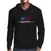 The only good nation is imagination Mens Hoodie