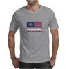 The only good nation is imagination Mens T-Shirt