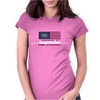 The only good nation is imagination Womens Fitted T-Shirt