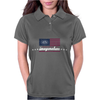 The only good nation is imagination Womens Polo