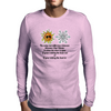 The only real difference between summer and winter is when the door is open if you're letting Mens Long Sleeve T-Shirt