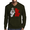 The only true guitar hero Mens Hoodie