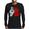 The only true guitar hero Mens Long Sleeve T-Shirt