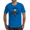 THE ONLY WAY TO FLY Mens T-Shirt