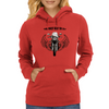 THE ONLY WAY TO FLY Womens Hoodie