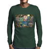 The Owl and the Cat Mens Long Sleeve T-Shirt