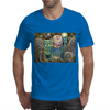 The Owl and the Cat Mens T-Shirt