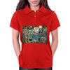 The Owl and the Cat Womens Polo