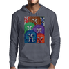 The Owl Audience Mens Hoodie