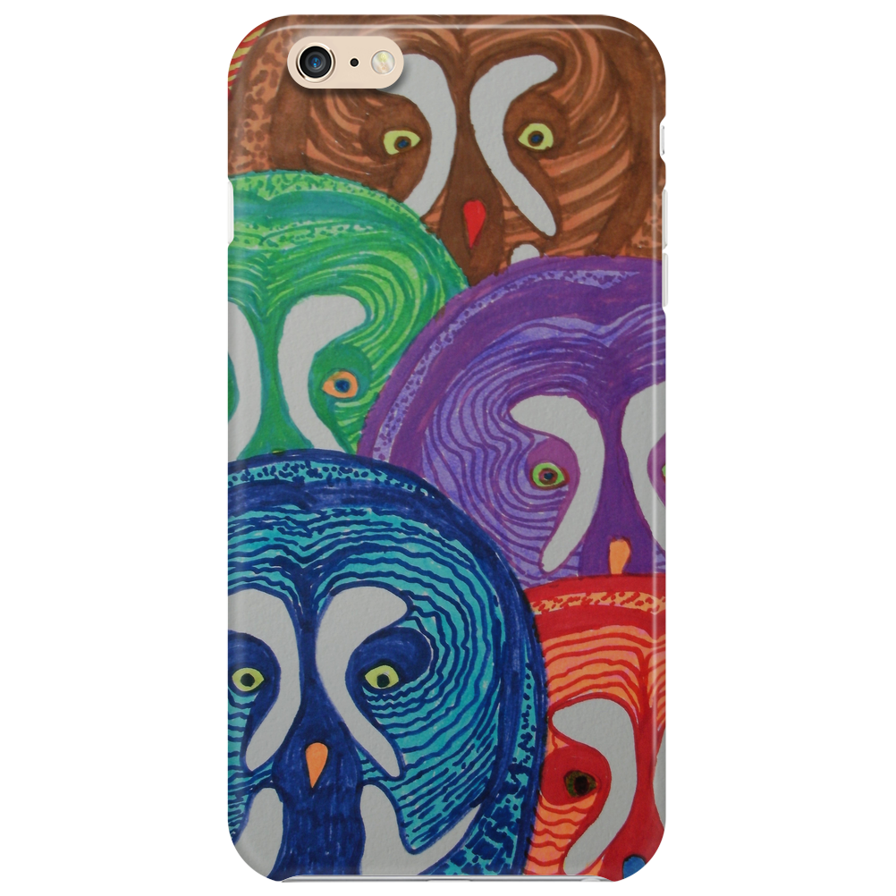 The Owl Audience Phone Case