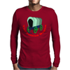 The painted wagon Mens Long Sleeve T-Shirt