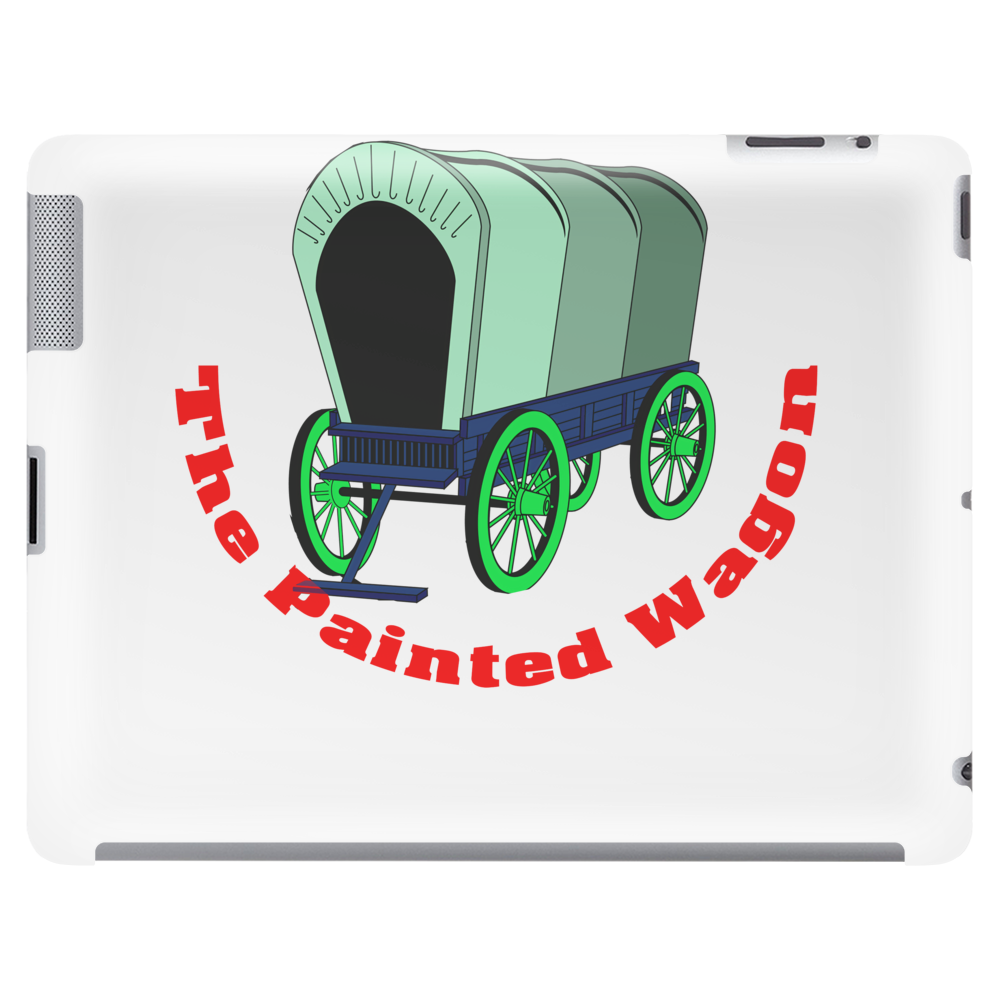 The painted wagon Tablet