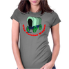 The painted wagon Womens Fitted T-Shirt